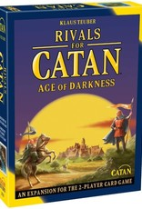 Rivals for Catan: Age of Darkness