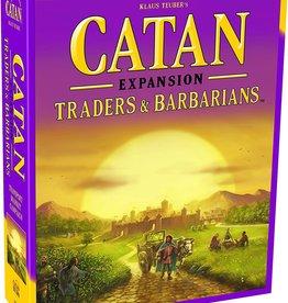 Catan Studio Catan Traders & Barbarians