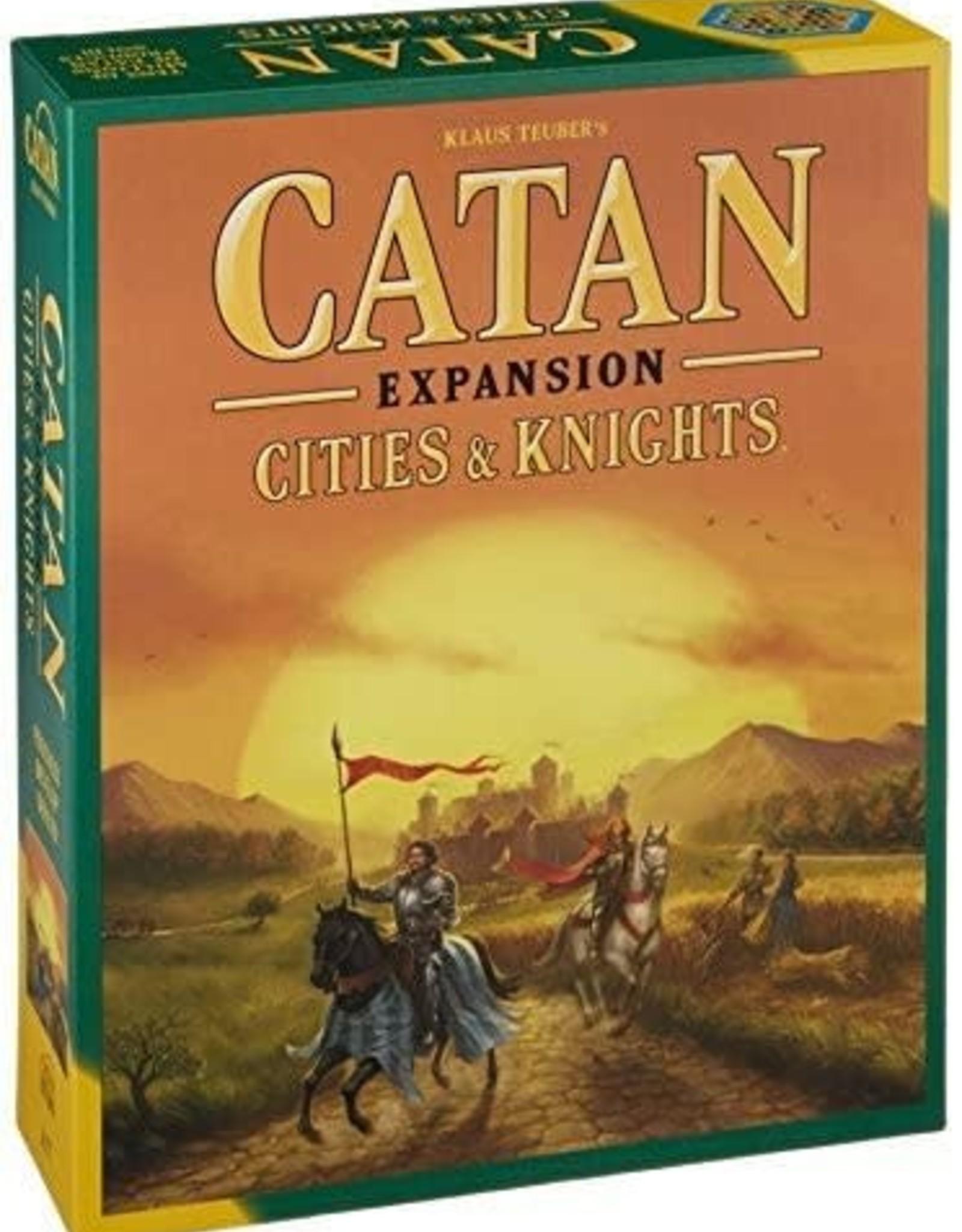 Catan Cities & Knights