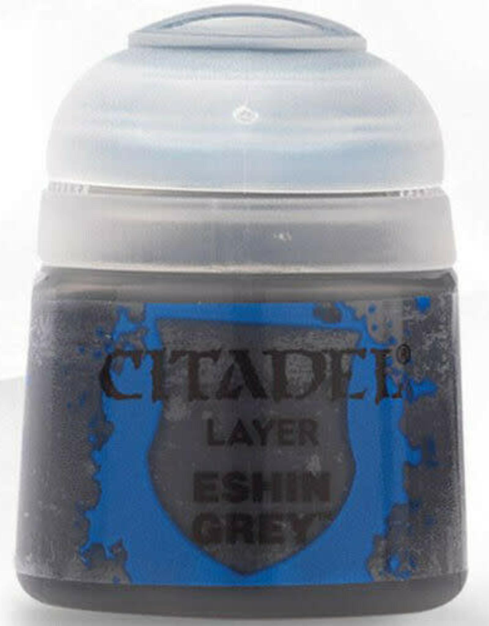Citadel Paint Eshin Grey