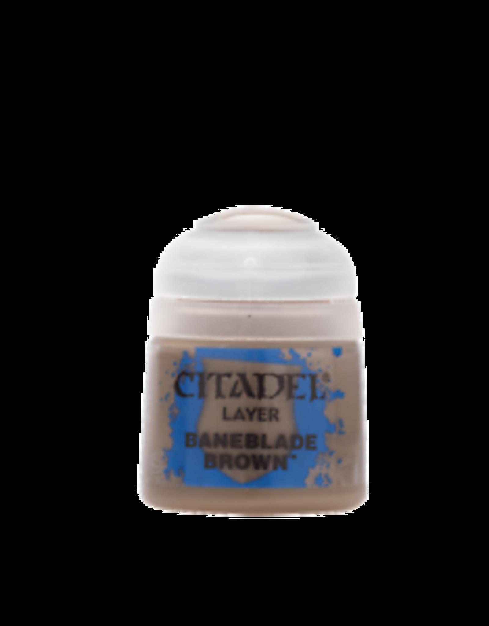 Citadel Paint Baneblade Brown