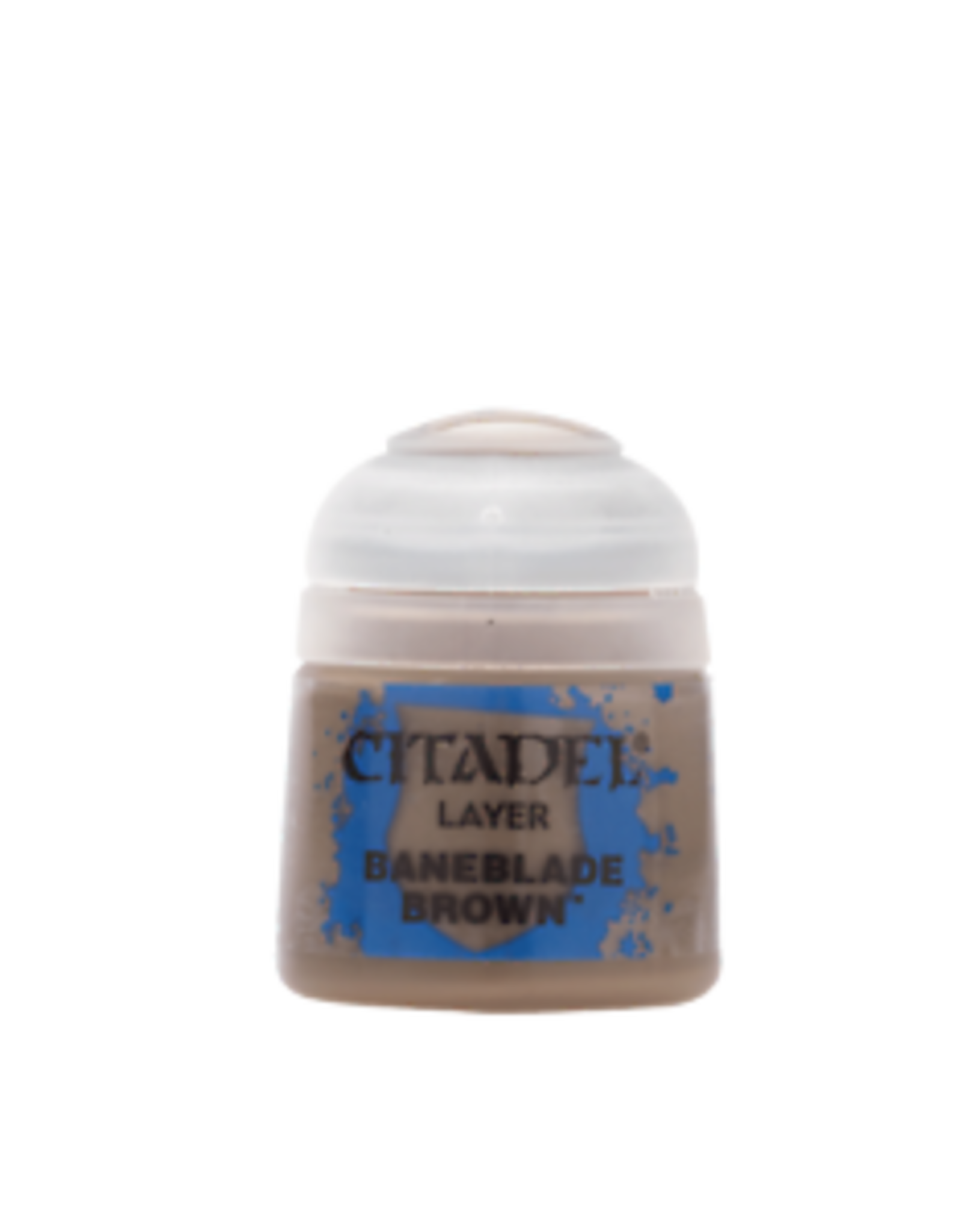 Citadel Paint Layer: Baneblade Brown