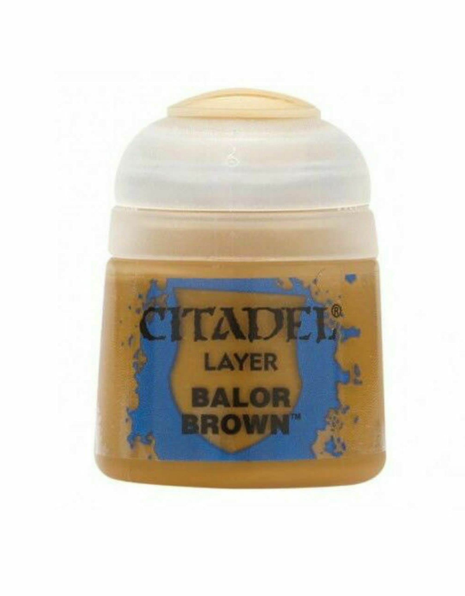 Citadel Paint Balor Brown