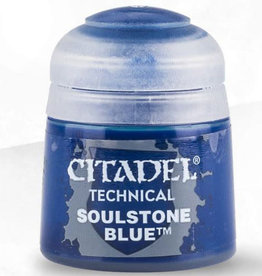 Citadel Paint Technical: Soulstone Blue
