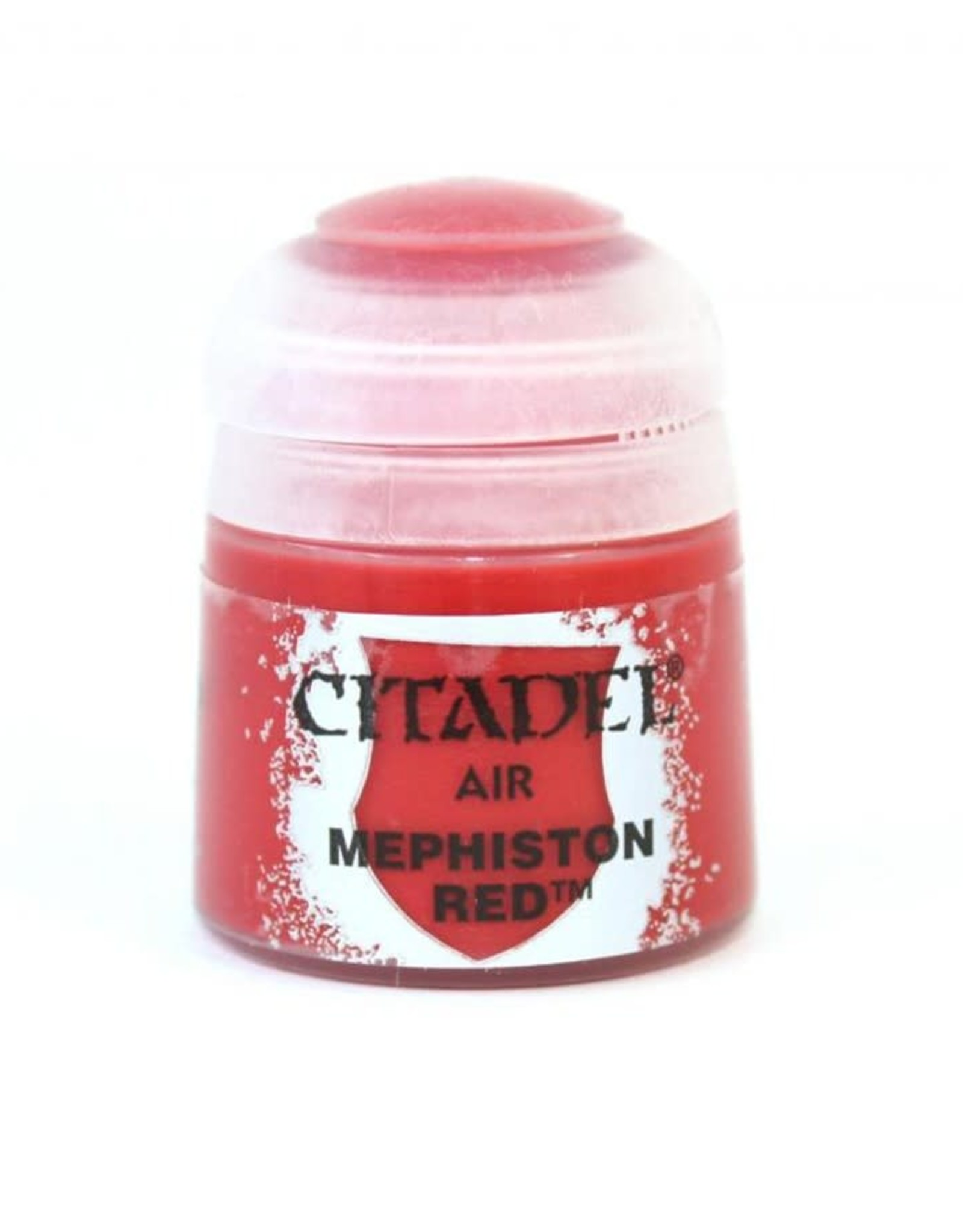 Citadel Paint Air: Mephiston Red