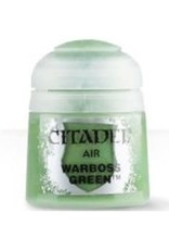 Citadel Paint Air: Warboss Green