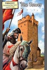 Z-Man Games Carcassonne Exp 4: The Tower