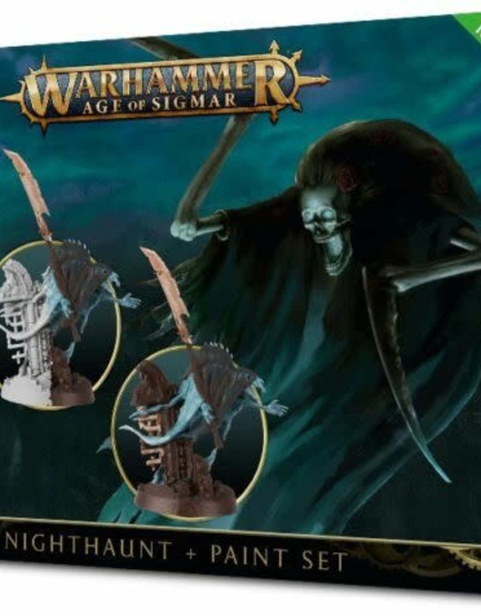 Games Workshop AoS Nighthaunt + Paint Set