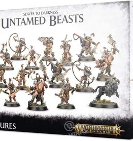 Games Workshop WH AoS StD Untamed Beasts