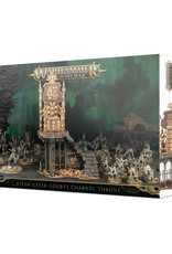 Games Workshop AoS: Flesh Eater Courts Charnel Throne