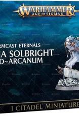 Games Workshop ETB ASTREIA SOLBRIGHT LORD-ARCANUM
