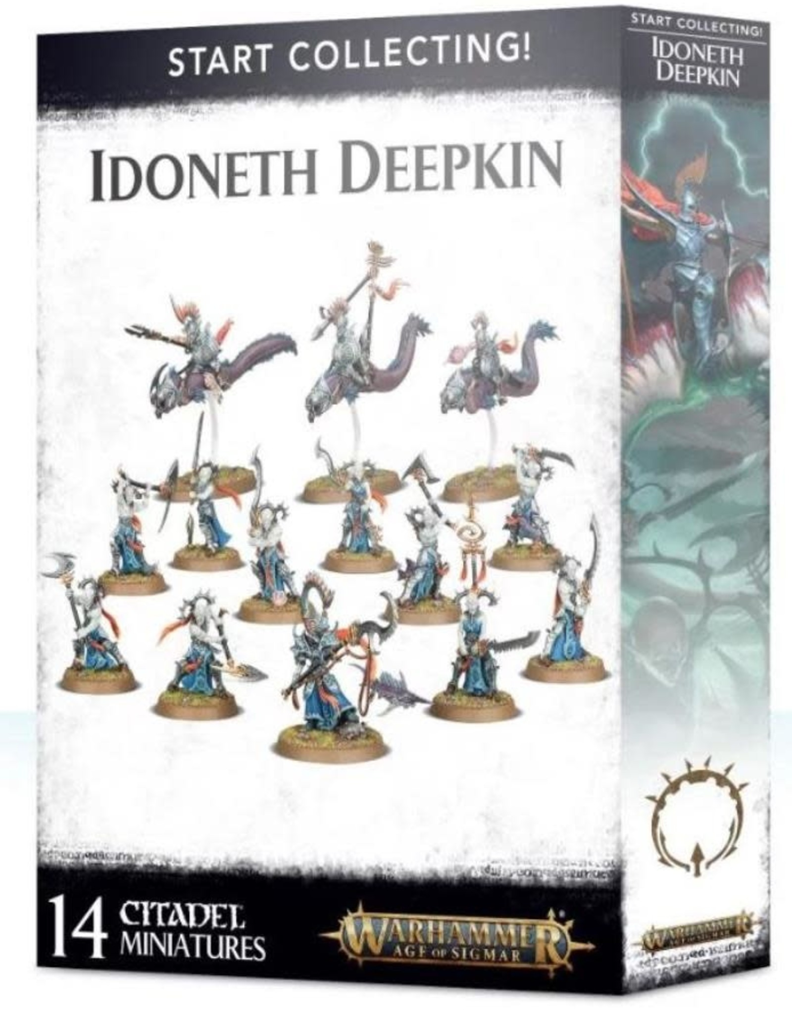 Games Workshop AoS: Start Collecting! Idoneth Deepkin