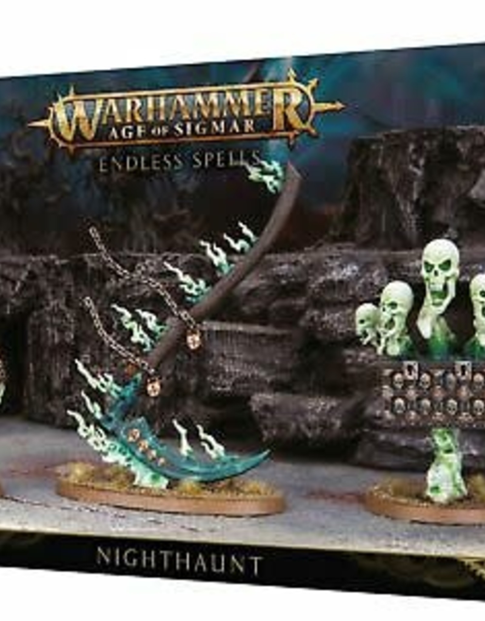 Games Workshop AoS Nighthaunt Endless Spells