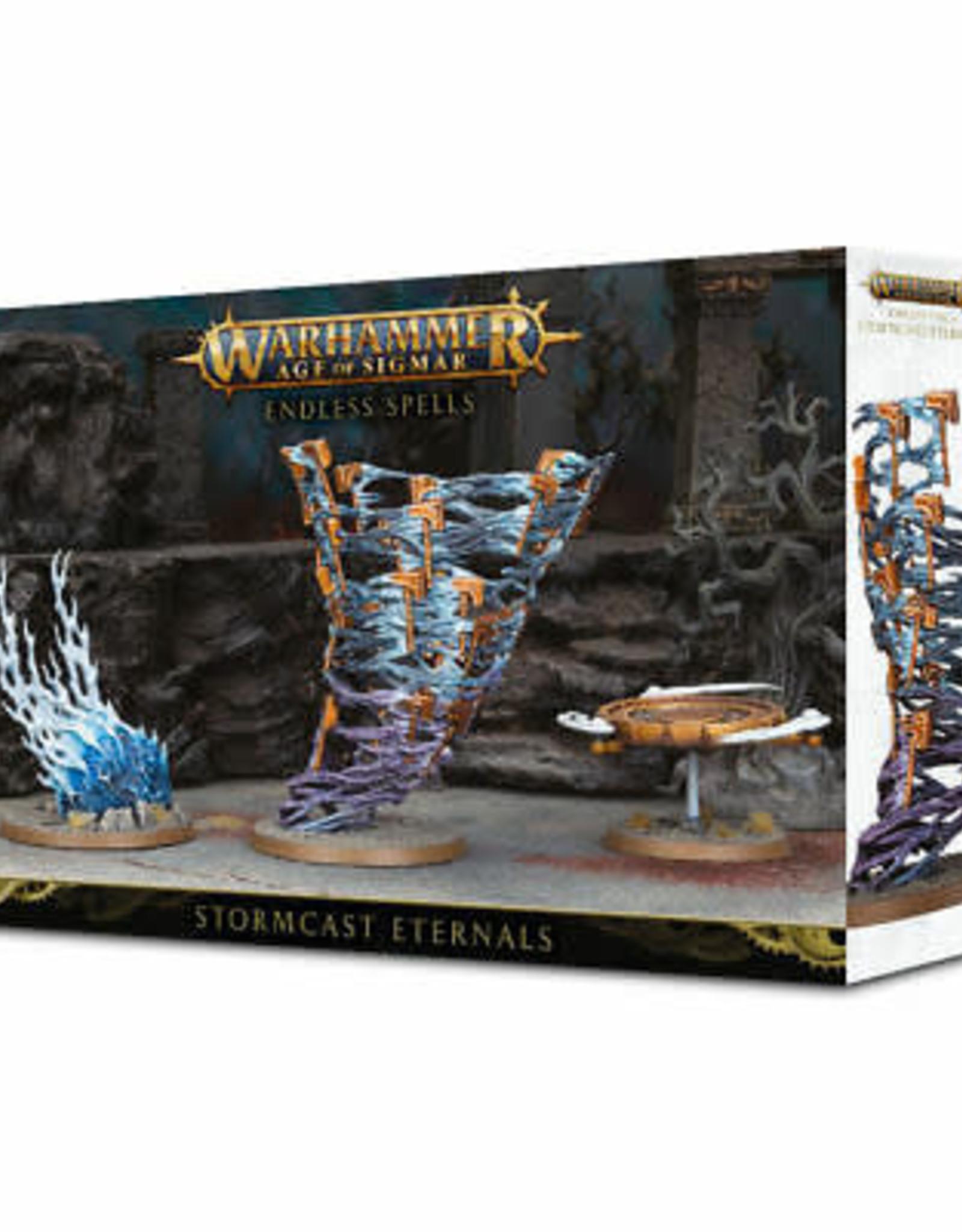 Games Workshop Stormcast Eternals Endless Spells
