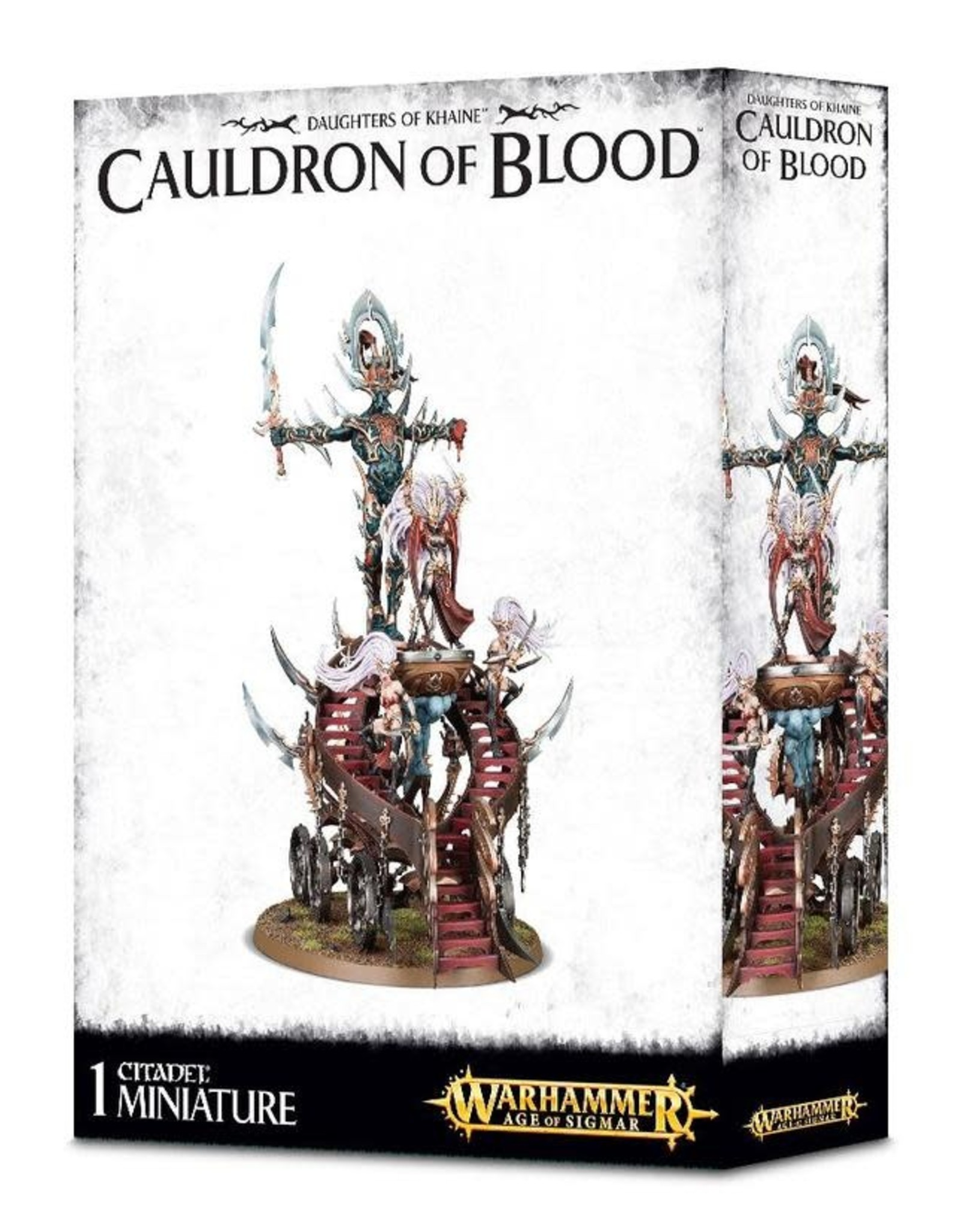 Games Workshop Daughters of Khaine Cauldron of Blood