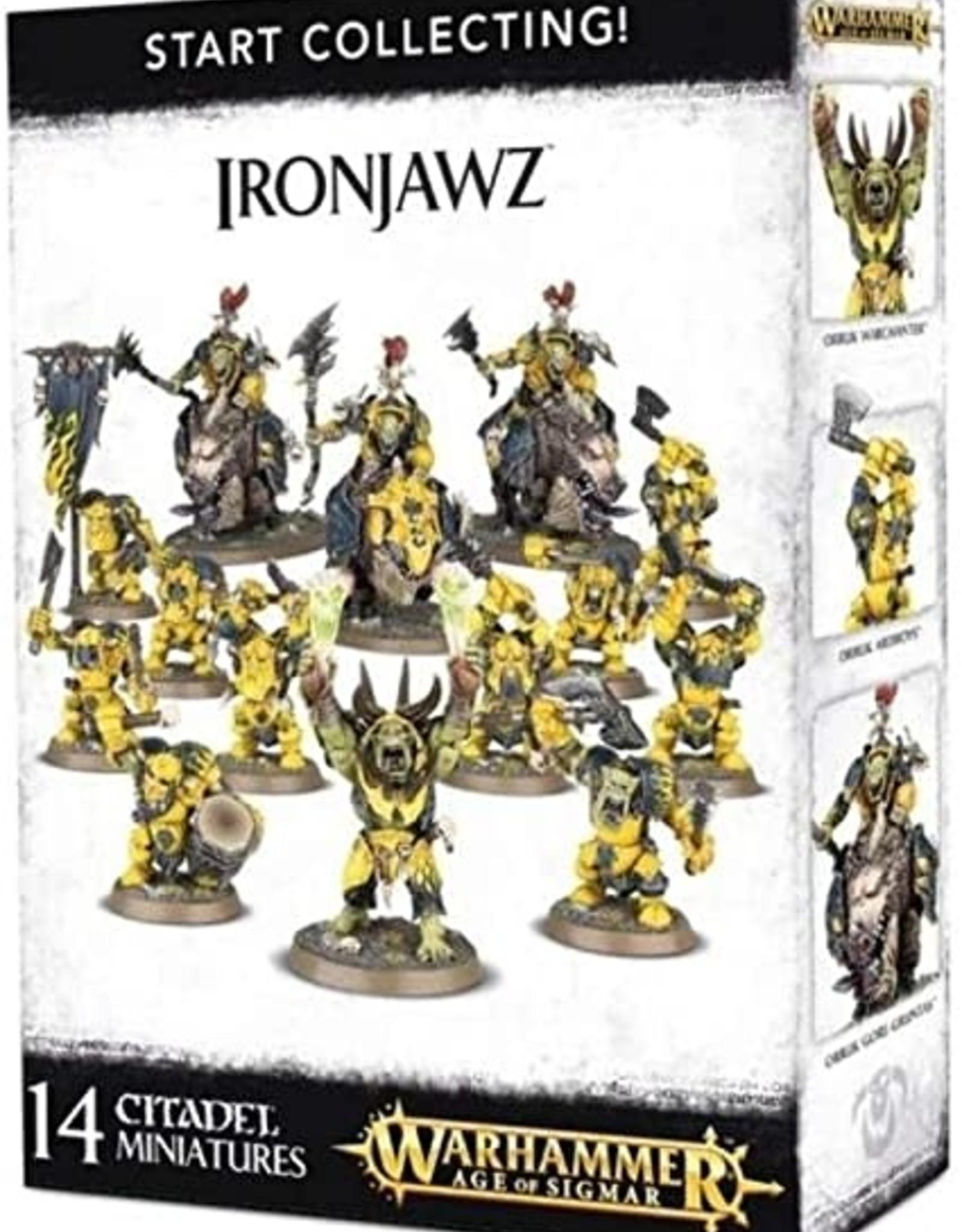 Games Workshop AoS Ironjawz