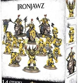 Games Workshop START COLLECTING! IRONJAWZ