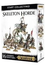 Games Workshop AoS Start Collecting Skeleton Horde