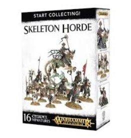 Games Workshop AoS Start Collecting Skeleton Horde