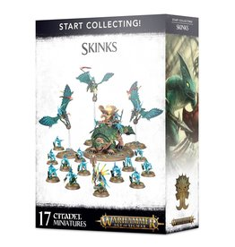 Games Workshop AOS: Start Collecting!: Skinks