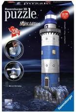 Ravensburger 3D Puzzle Lighthouse Night