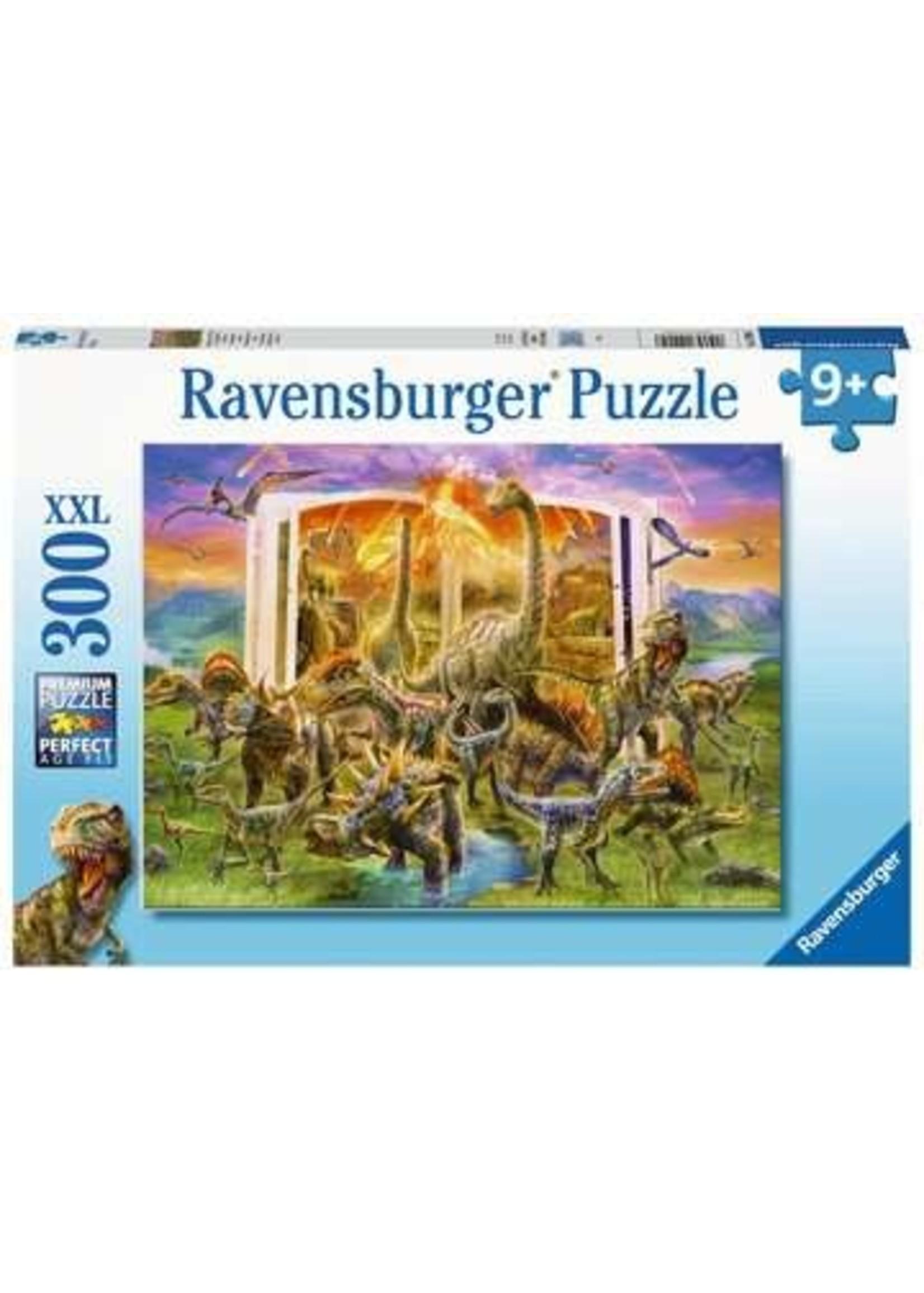 Ravensburger 300pc XXL puzzle Dino Dictionary