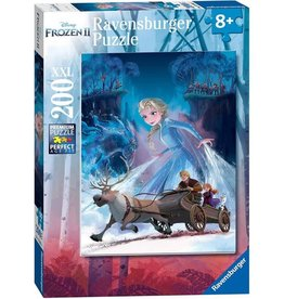 Ravensburger 200pc XXL Puzzle Frozen II - The Mysterious Forest