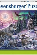 Ravensburger 150pc XXL puzzle Northern Wolves