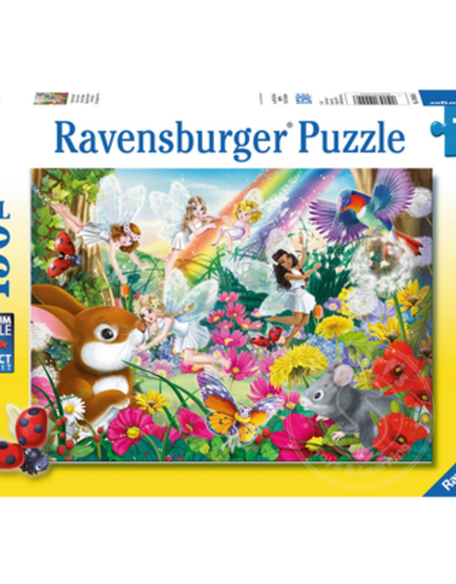 Ravensburger 150pc XXL puzzle Magical Forest Fairies