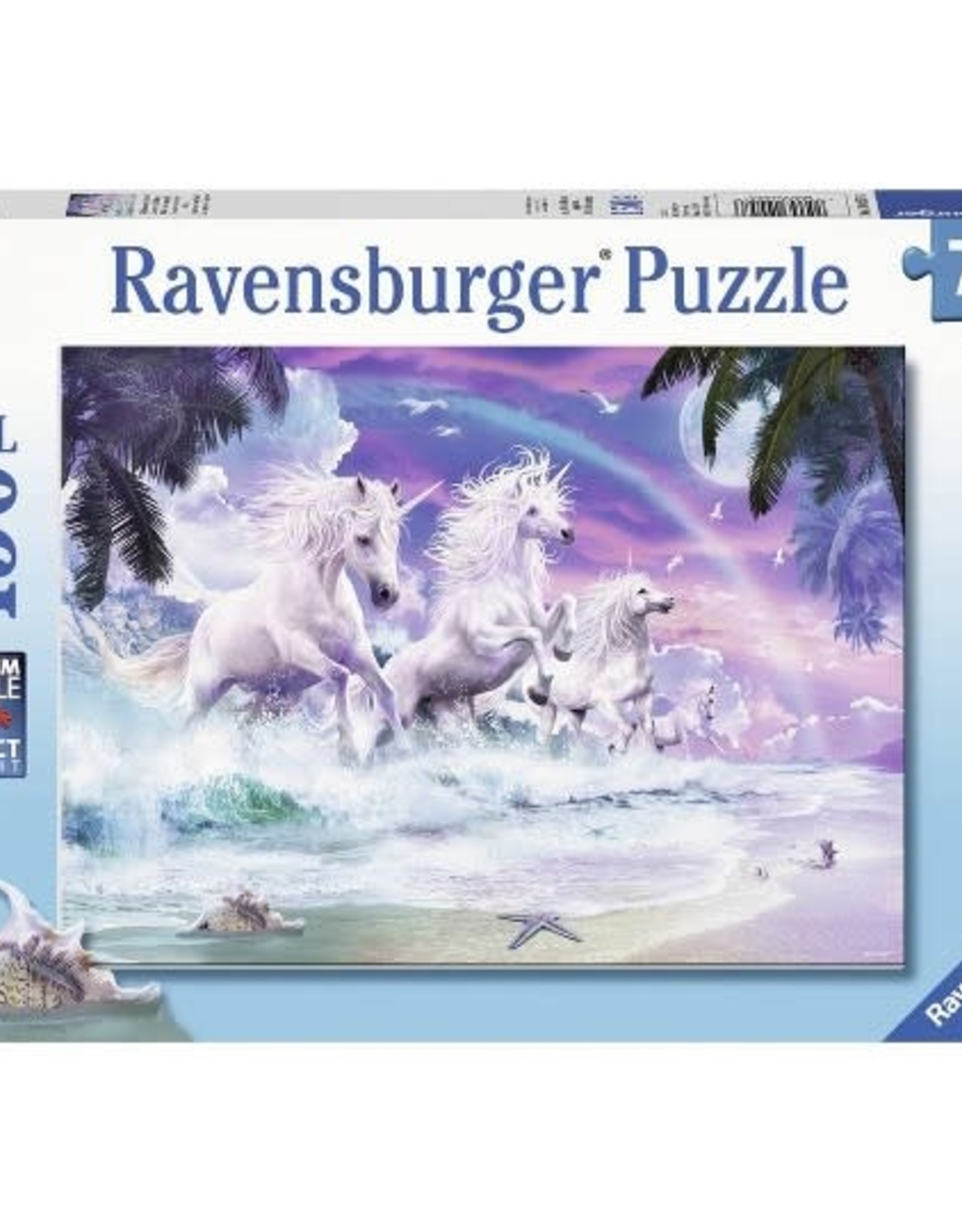 Ravensburger 150pc XXL puzzle Unicorns on the Beach