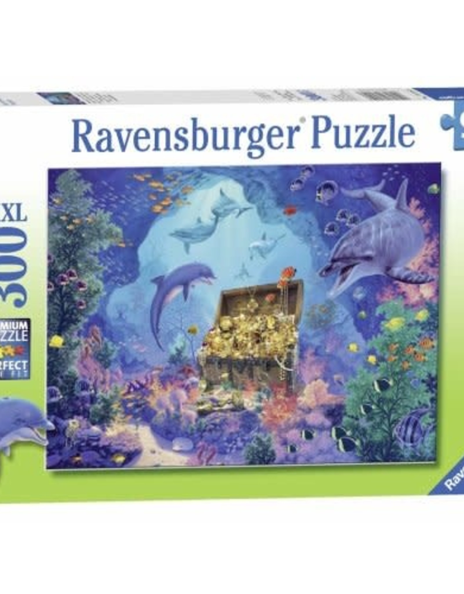 Ravensburger 300pc XXL puzzle Deep Sea Treasure