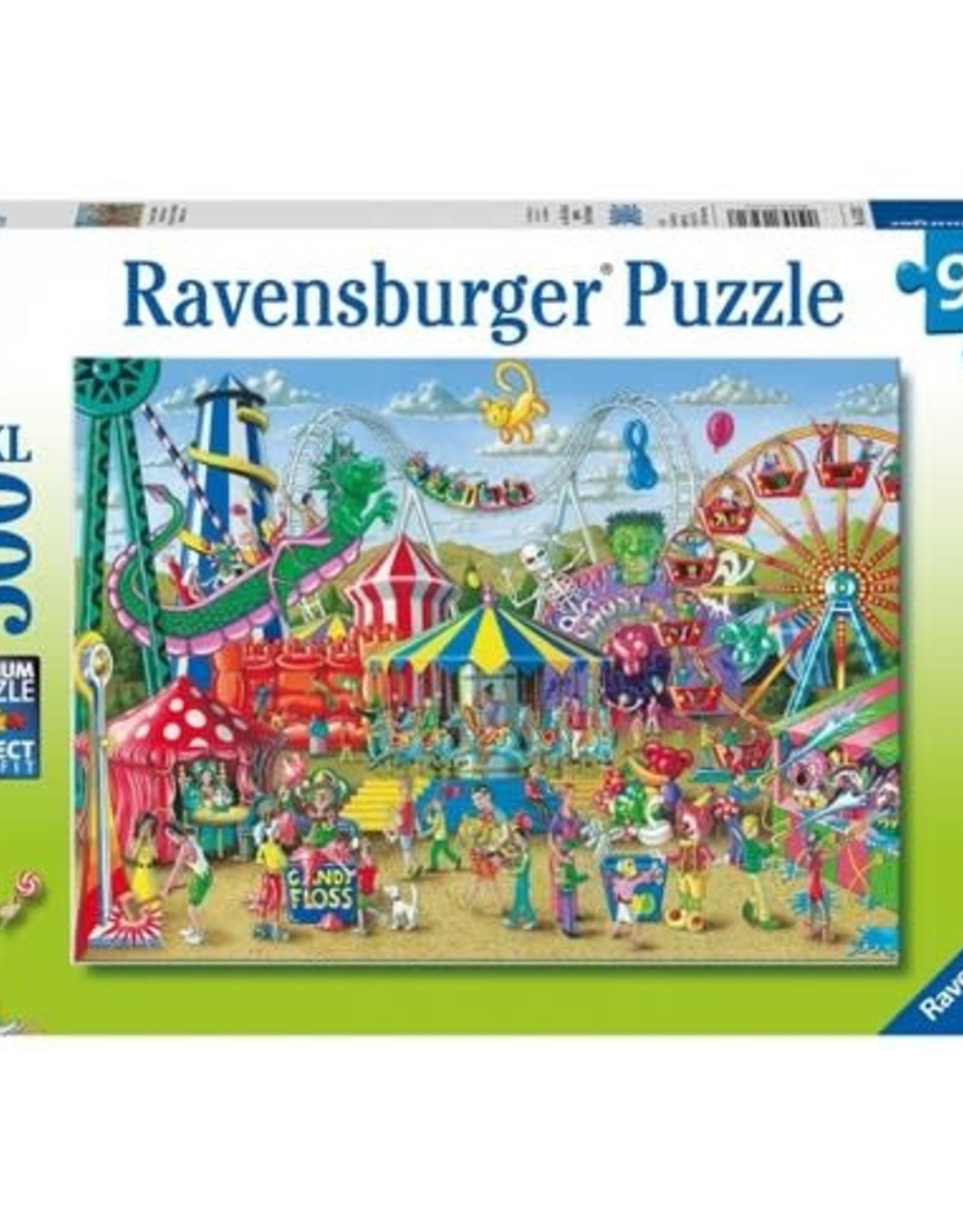 Ravensburger 300pc XXL puzzle Fun at Carnival