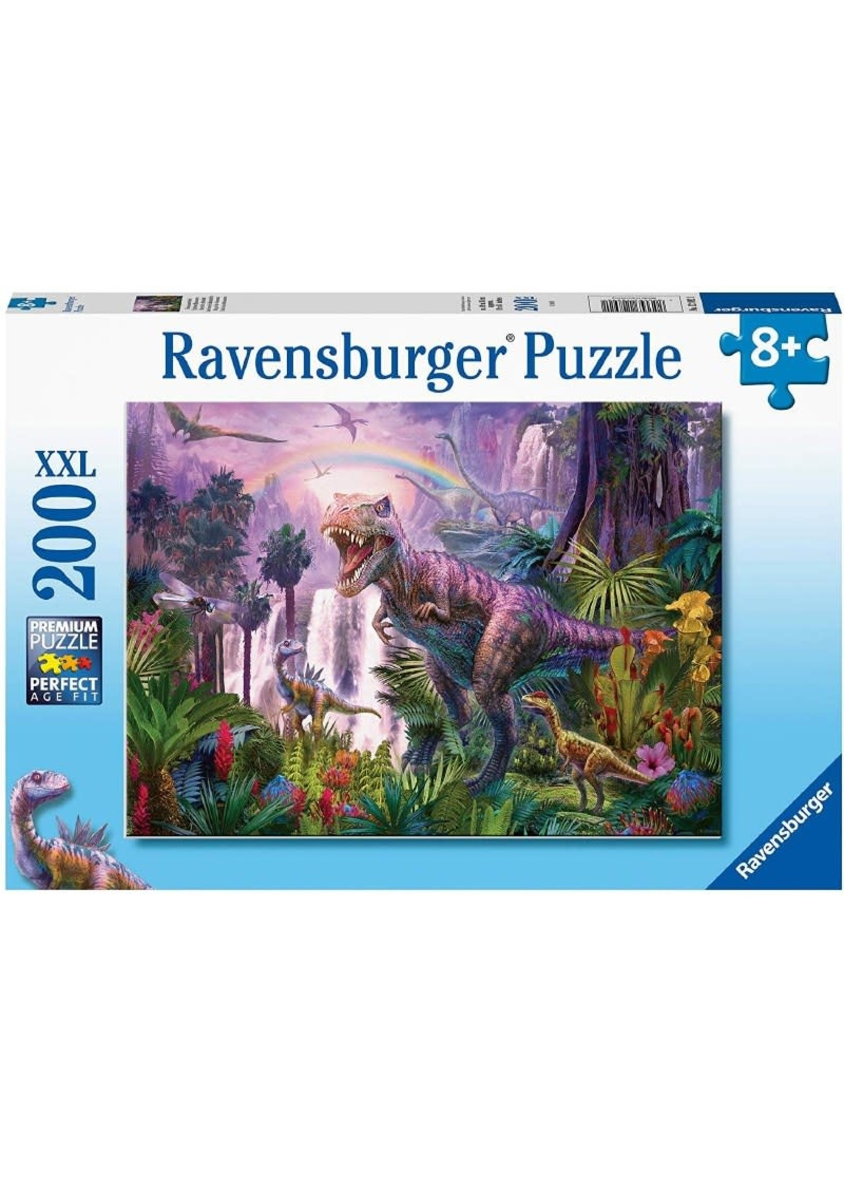 Ravensburger 200pc XXL puzzle King of the Dinosaurs