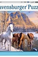 Ravensburger 200pc XXL Winter Horses