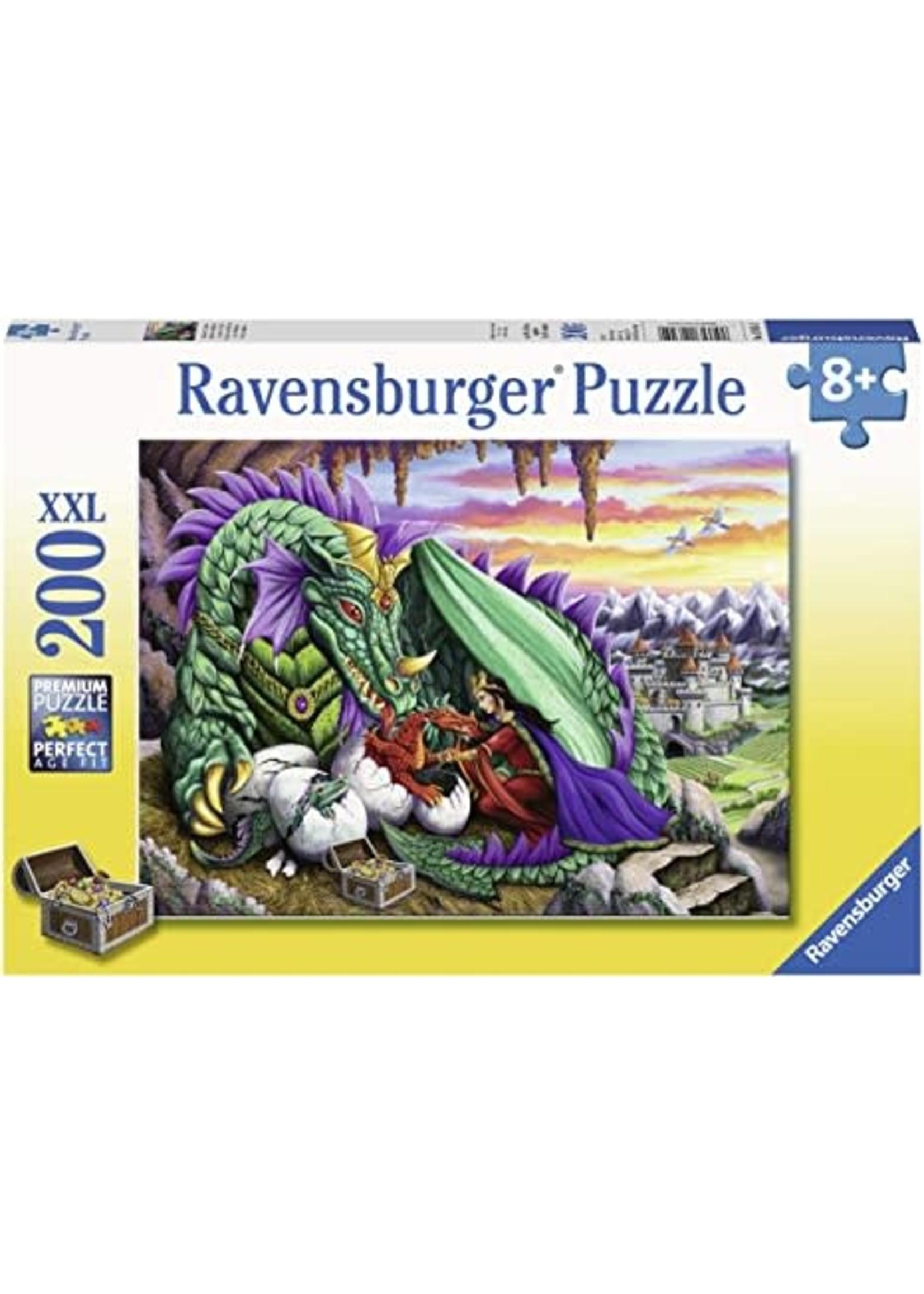 Ravensburger 200pc XXL puzzle Queen Dragons