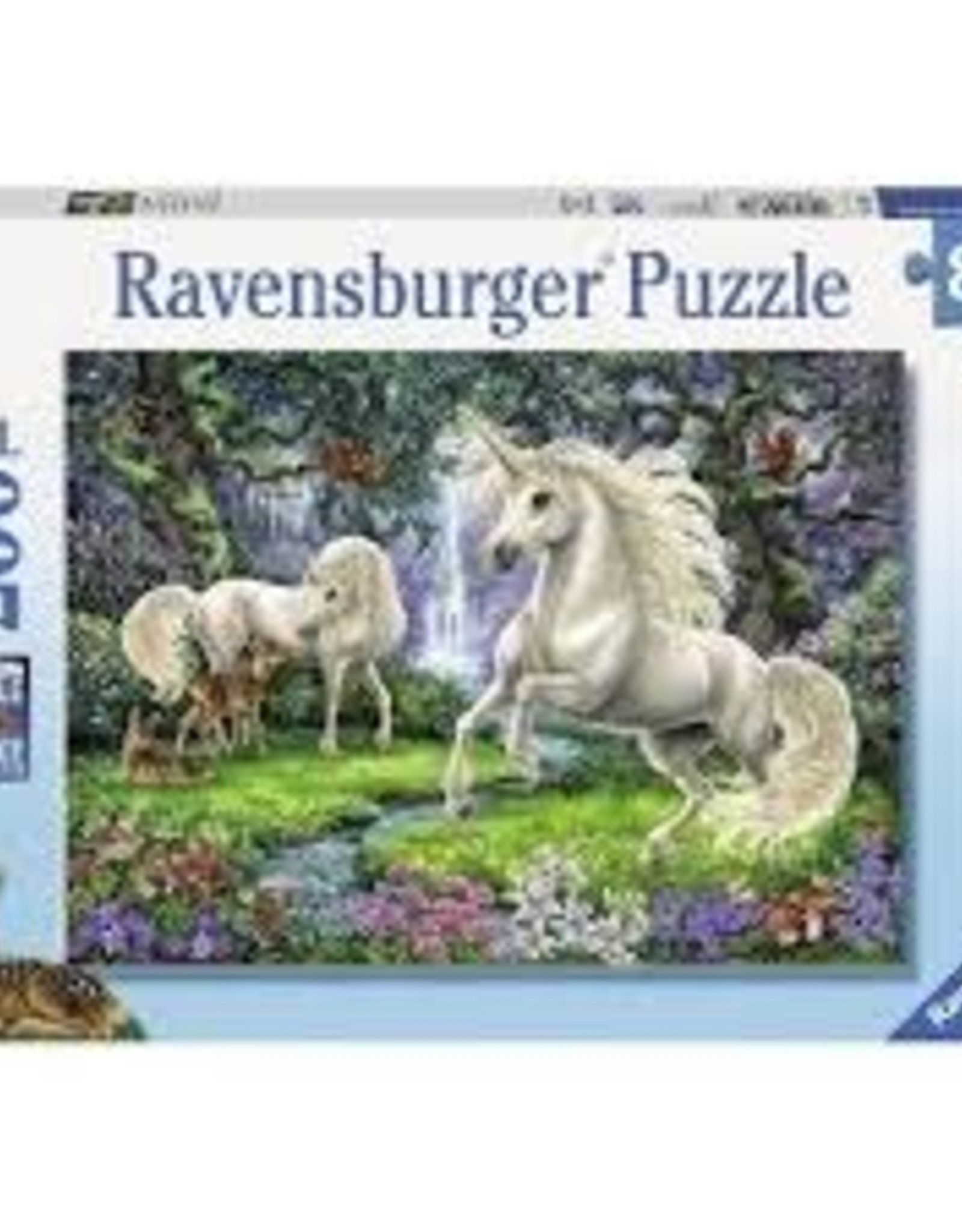 Ravensburger 200pc XXL Puzzle Mystical Unicorn