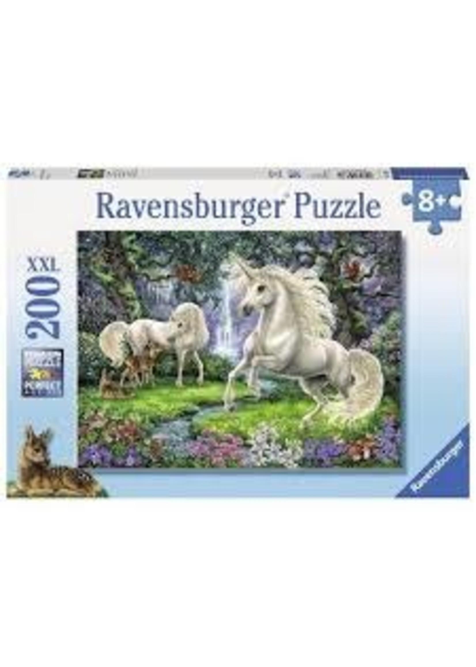 Ravensburger 200pc XXL Puzzle Mystical Unicorn
