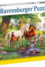 Ravensburger 300pc XXL puzzle Horse by the Stream