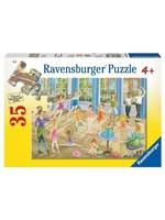Ravensburger 35pc puzzle Ballet Lesson