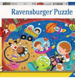 Ravensburger 60pc puzzle Recess in Space