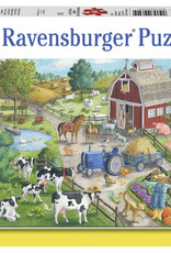 Ravensburger 60pc puzzle Home on the Range
