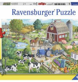 Ravensburger 60pc puzzle Home on the Range