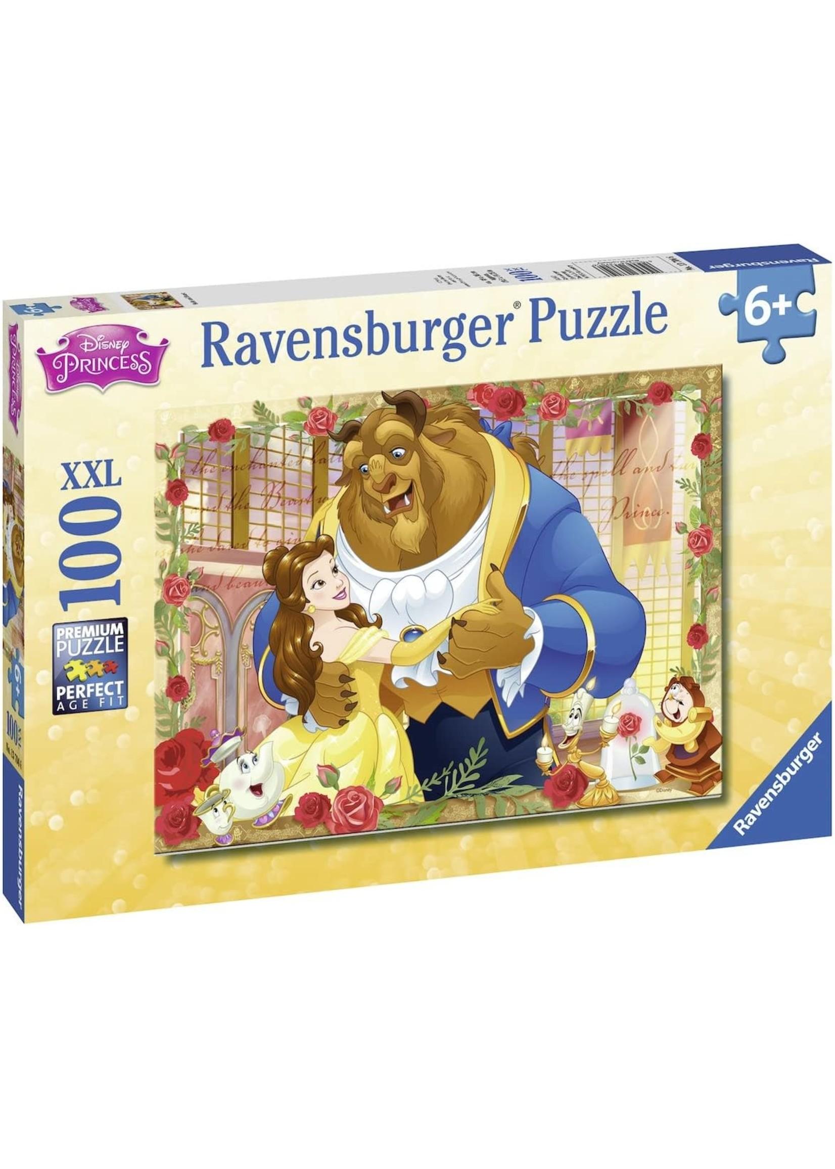 Ravensburger 100pc XXL puzzle Belle & Beast