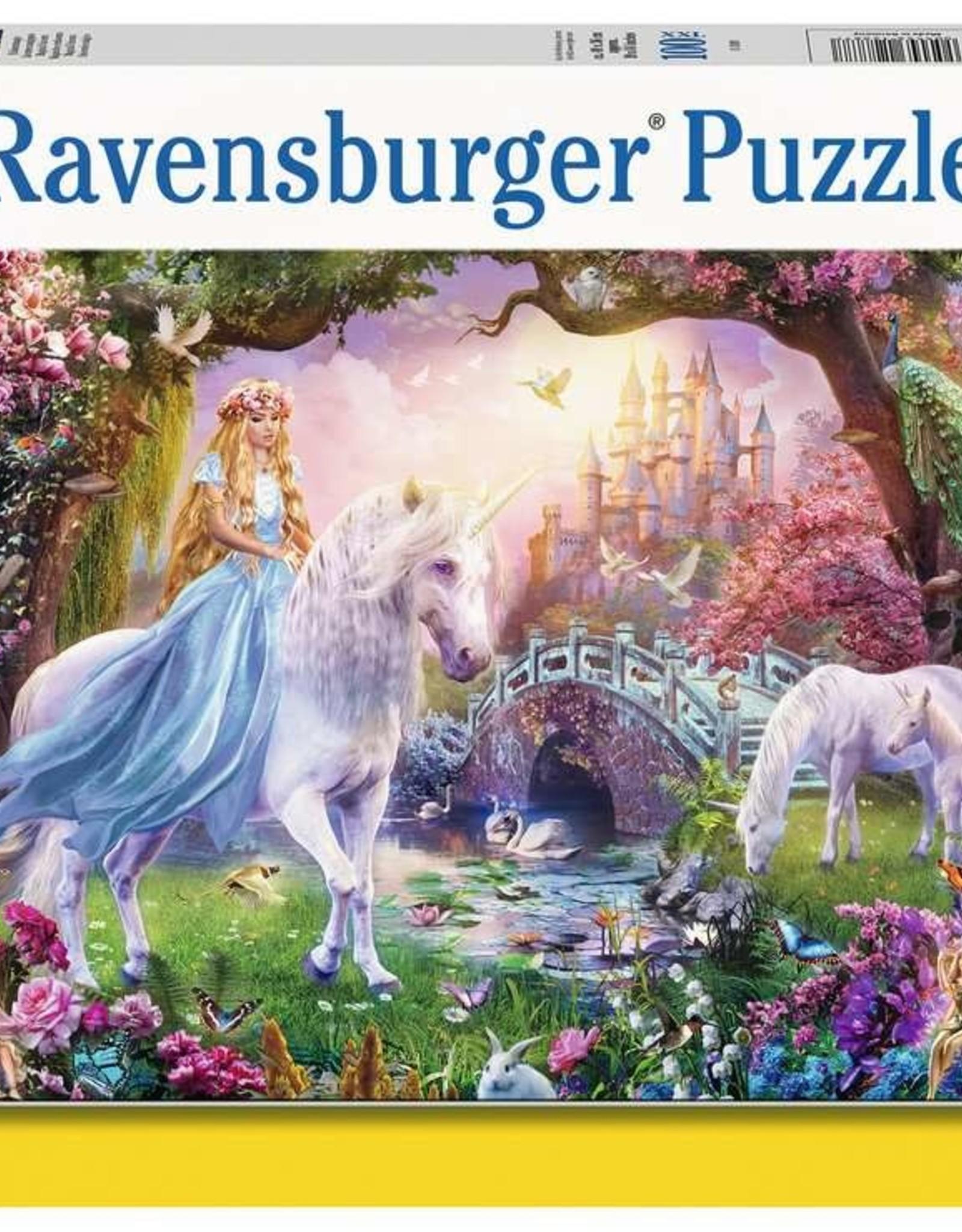 Ravensburger 100pc XXL puzzle Magical Unicorn