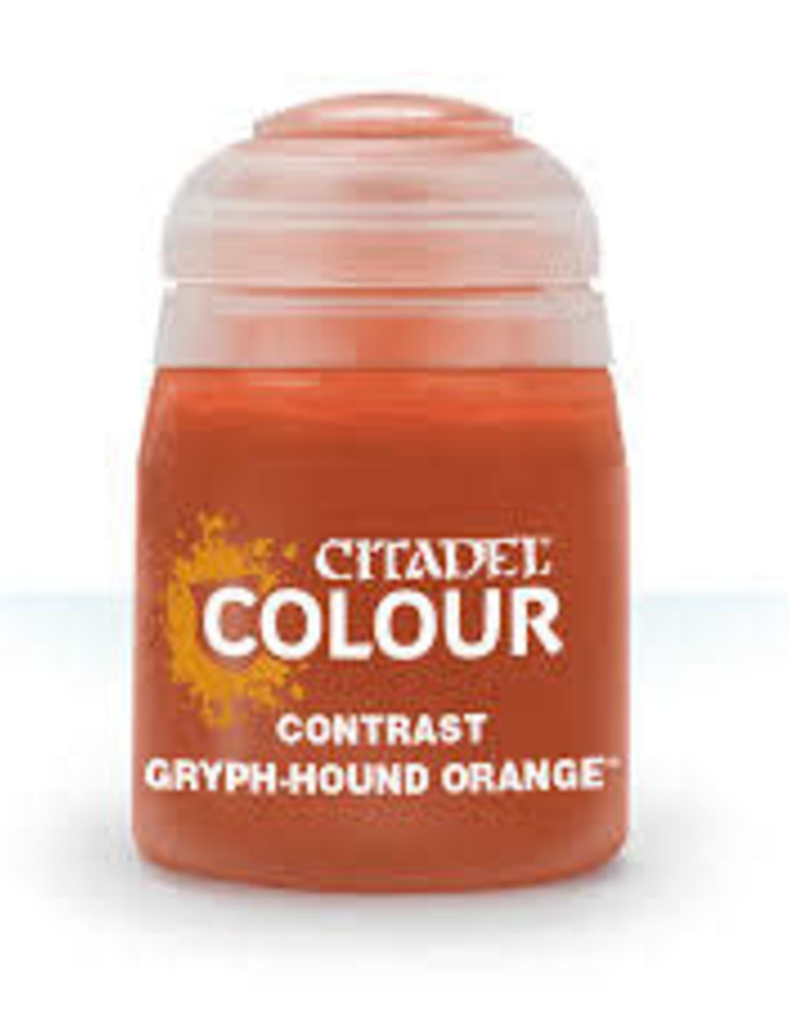 Citadel Paint Gryph-hound Orange