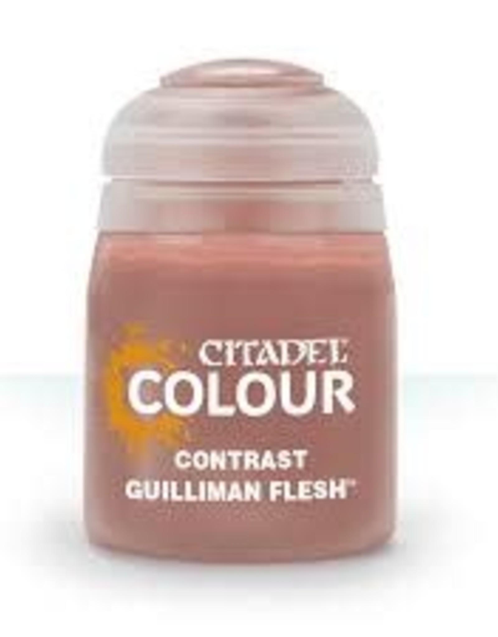 Citadel Paint Contrast: Guilliman Flesh