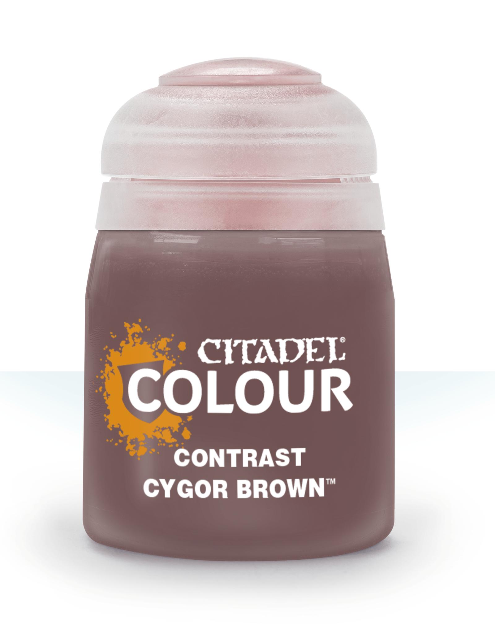 Citadel Paint Cygor Brown