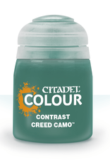 Citadel Paint Contrast: Creed Camo