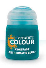Citadel Paint Contrast: Aethermatic Blue