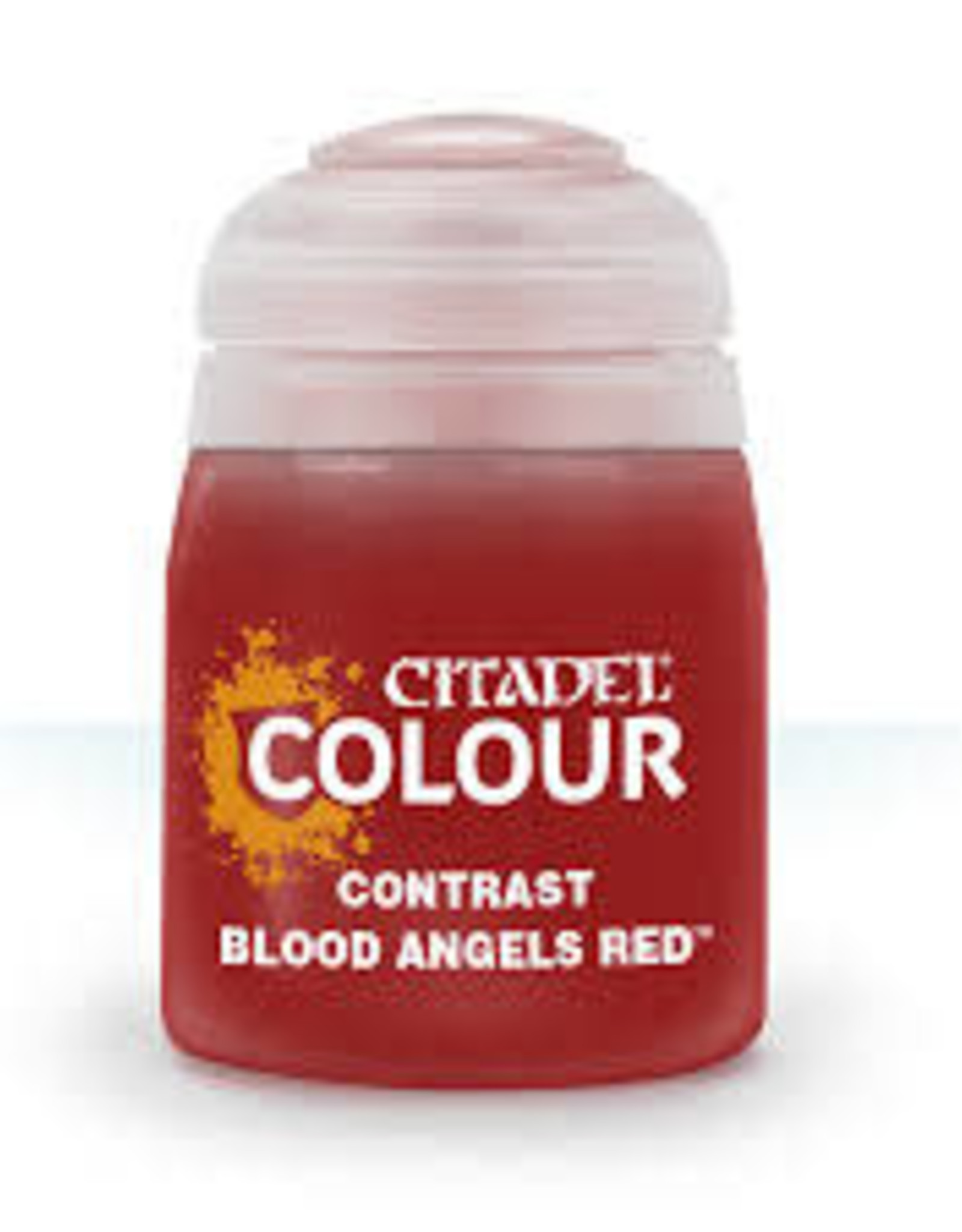 Citadel Paint Contrast: Blood Angels Red